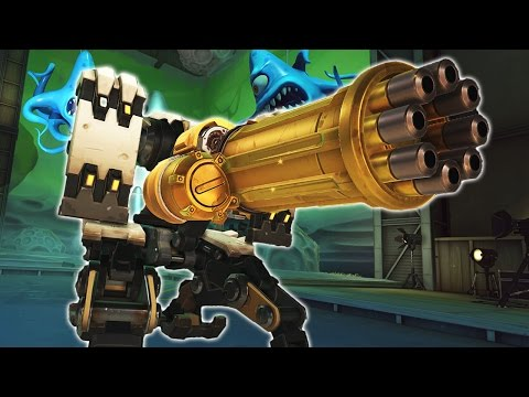 [Overwatch] Bastions Final Form