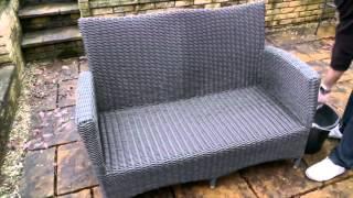 Kettler - Cleaning Kettler Weave Furniture