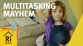Why is Multitasking So Hard? Psychology for Kids – ExpeRimental #25