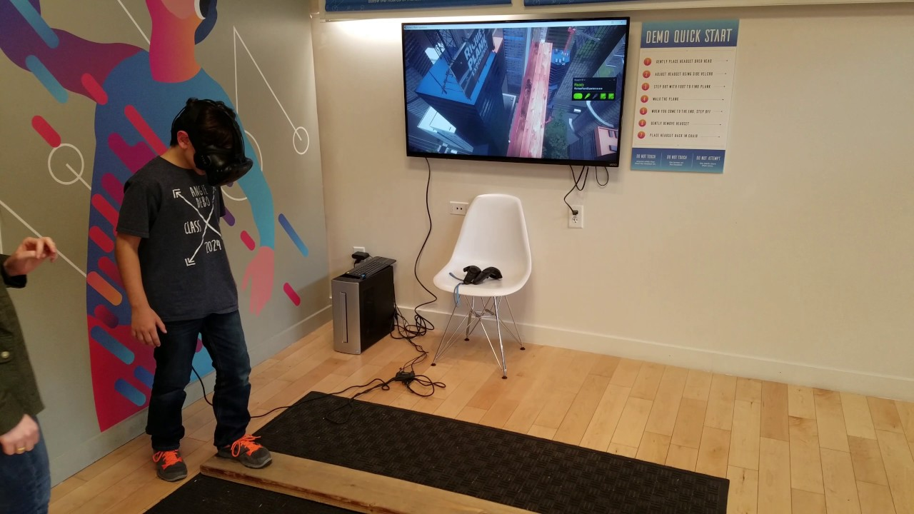 Interview With Joseph Johnson, Owner of a Colorado Springs VR Arcade