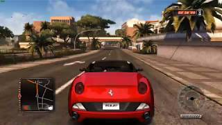 Test Drive Unlimited 2 Gameplay ITA PC