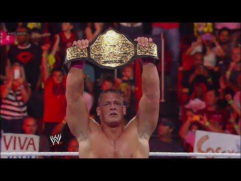 John Cena vs. Alberto Del Rio - WWE Championship Match: Hell in a Cell 2013