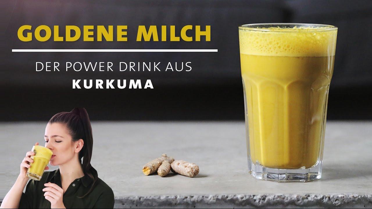 Bildergebnis für Das neue Wundermittel: Goldene Milch