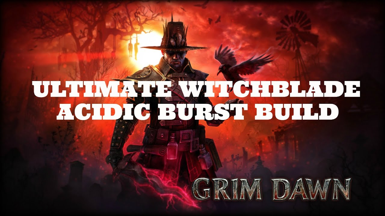 [Grim Dawn] Ultimate Blademaster - Execution Build