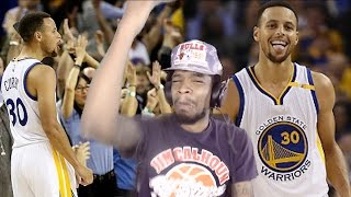 Repeat youtube video NOW IM MAD!!! WARRIORS vs PELICANS FULL HIGHLIGHTS REACTION
