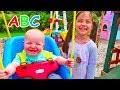 ABC Song | Learn the Alphabet Phonics Song - Nursery Rhymes