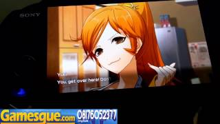 review: jual XBlaze Code: Embrio ps vita gamesgue.com indonesia
