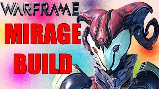 WARFRAME Mirage Pro Build, Hall of Malevolence 3 Forma