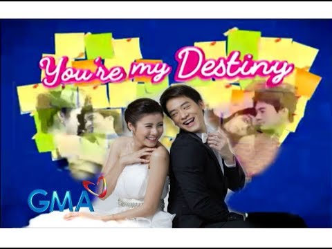 You're My Destiny❤️ GMA-7 OST