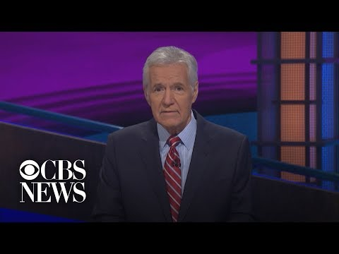 Pat McMahon - Alex Trebek Reveals Stage 4 Pancreatic Cancer Diagnosis