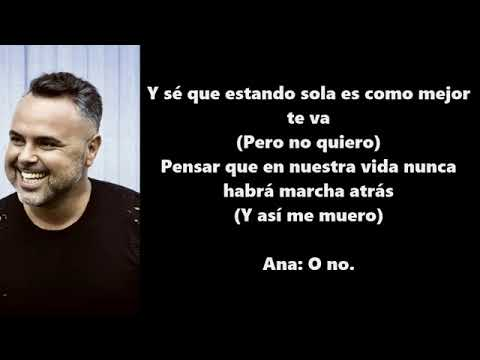 ANA GUERRA Y JUAN MAGAN - NI LA HORA (lyrics) (letra) download Karaoke