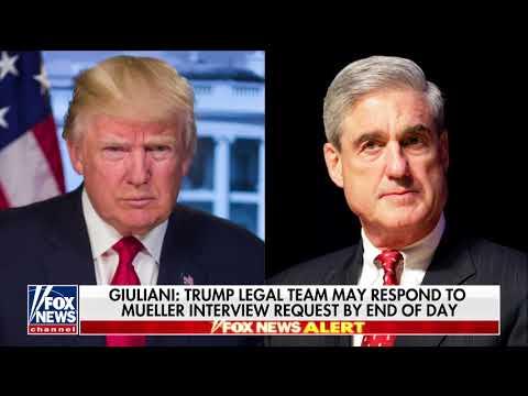 Dershowitz: Trump Legal Team Will Make Mueller an 'Offer He Can't Accept'