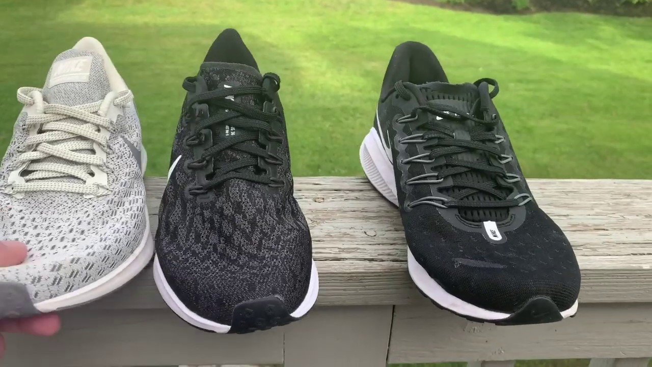 timeless design 100% top quality presenting Nike Zoom Pegasus 36 Initial Runs Review. Comparisons to Pegasus 35 &  Vomero 14