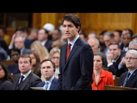Trudeau: 'Canadians will not be broken by this violence'