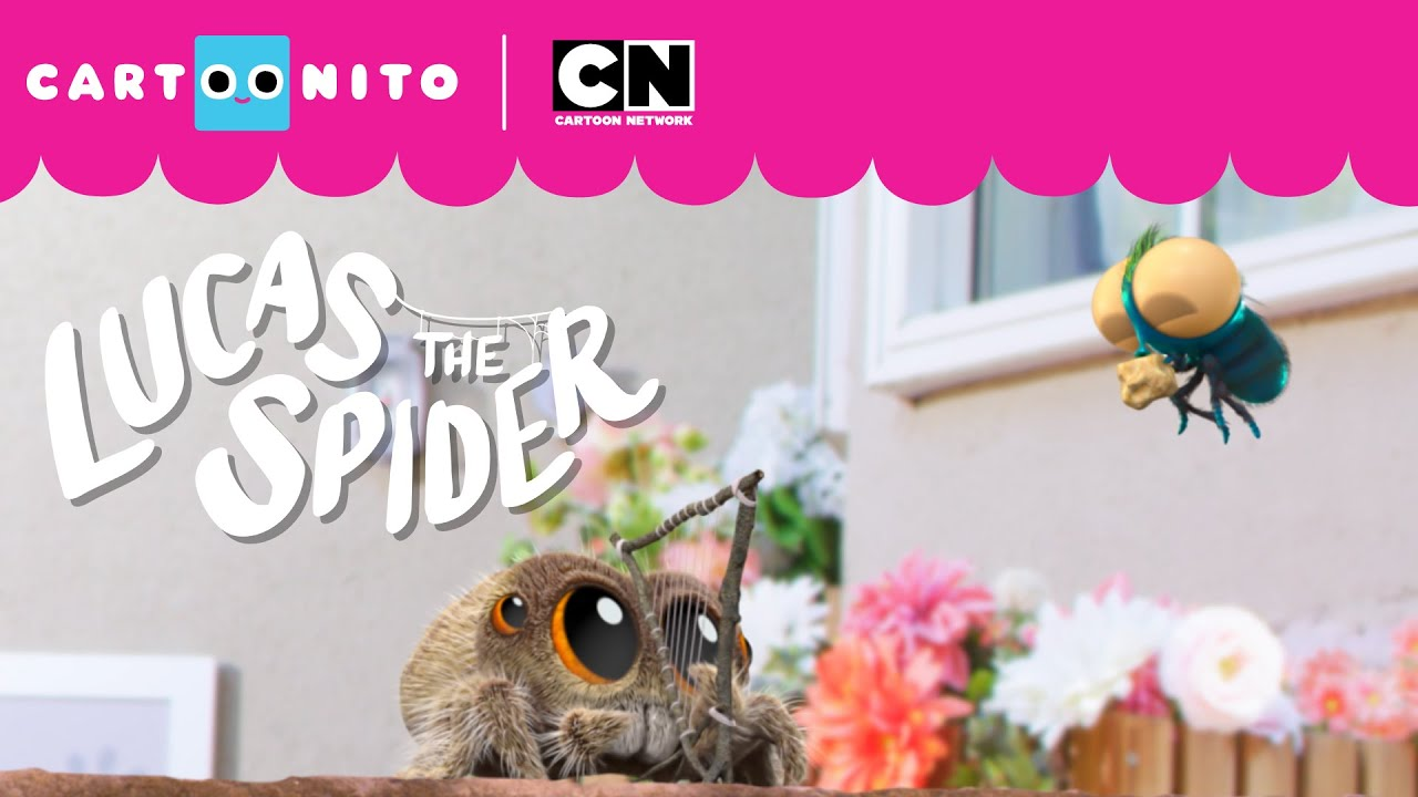 Lucas the Spider - The Altogether Song - Short
