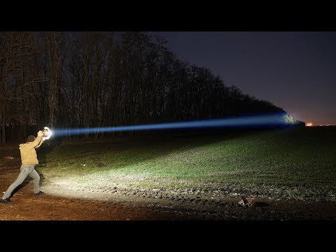 Прожектор на базе