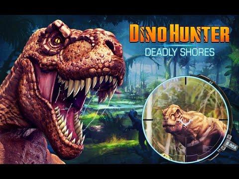 Динозавры.Охотник на динозавров 1-часть регион-1.Видео для детей.Dinosaur hunter 1-part region-1.恐龙.