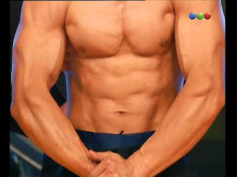 Hombres Fisicoculturistas, Alberto Rodríguez - Videomatch
