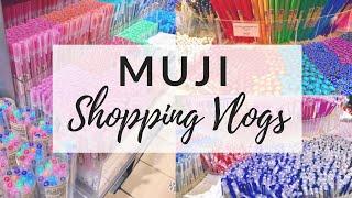 VISITING MUJI | MUJI Store Shopping Vlog