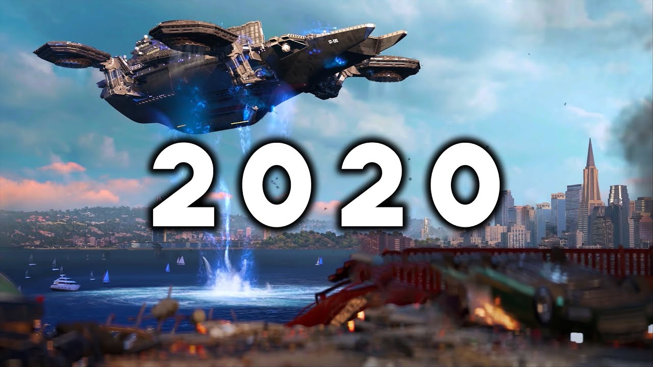 Top 10 New Most Anticipated Upcoming Games Of 2020 Ps4