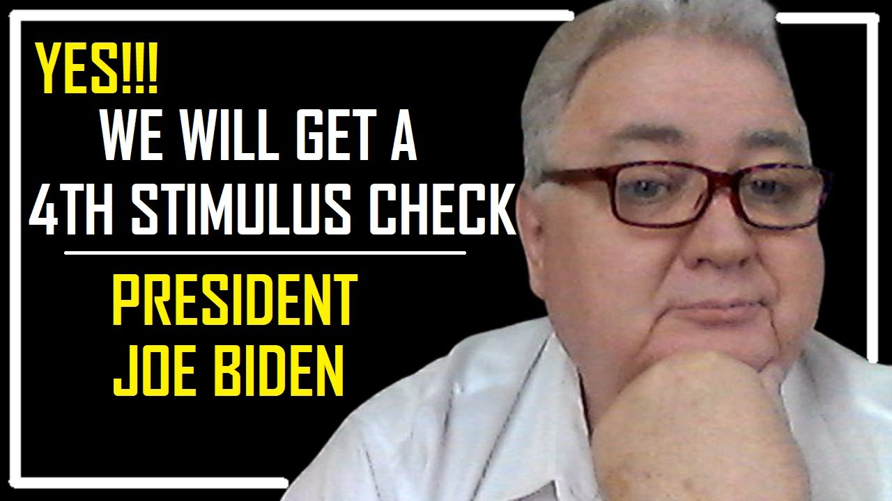 YES!! Stimulus Checks Worked | YES!!! We Get A Fourth Stimulus Check
