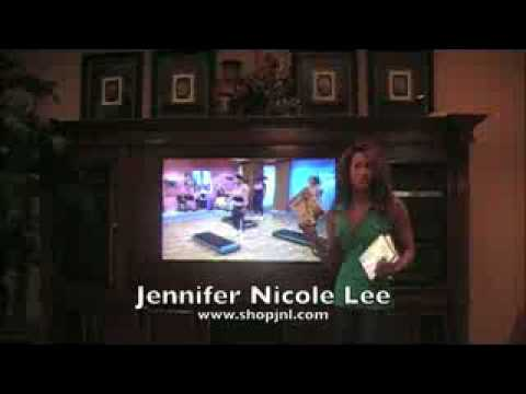 Jennifer Nicole Lee Show favorite Exercise (Attractive exercise)