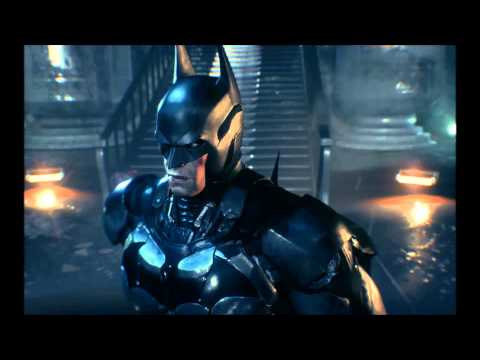 Batman: Arkham Knight (Unreleased Music) - Stagg Enterprises Airships (Ambient Theme Suite)