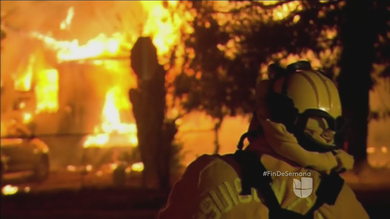 Fuera de control incendios forestales en california youtube for Fuera de control dmax
