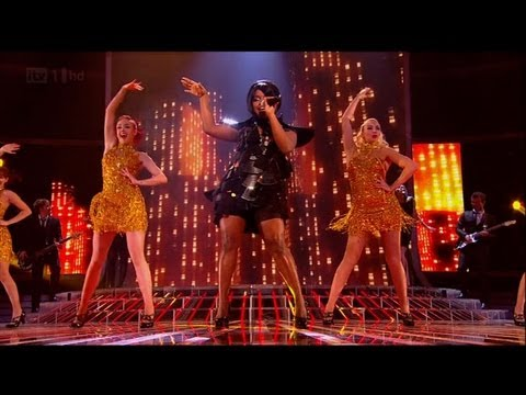 Misha B is Dancing In The Street - The X Factor 2011 Live Semi-Final (Full Version)