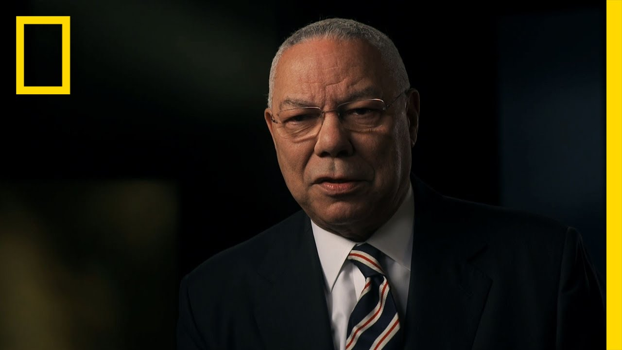 a biography of colin luther powell Colin luther powell was born in harlem in 1937powell grew up in the south bronx, where he graduated from high school without knowing what he would do with his life.