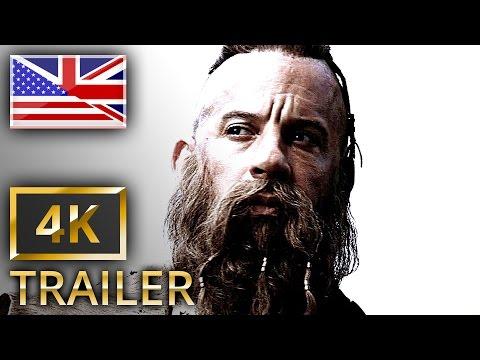 The Last Witch Hunter - Official Trailer [4K] [UHD] (International/English)