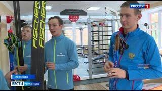 Пять спортивных школ олимпийского резерва в Чебоксарах практически полностью обновили спортивный инв