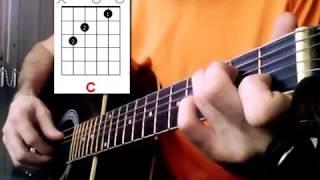 Жуки - Батарейка. Разбор и аккорды в тональности Em | Песни под гитару - Nagitaru.ru