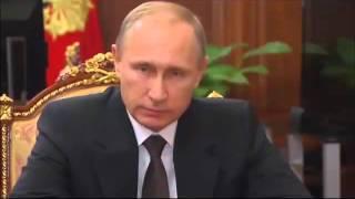 Обещание Путина  Мы найдём виновных в теракте  Новости России, Сирии, Украины