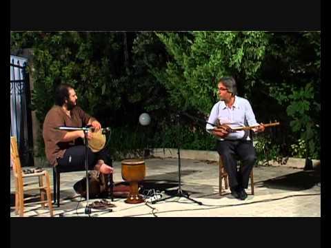 Setar& Tombak Hamid Motebasem & Pedram Khavarzamini (2)Greece August 2010