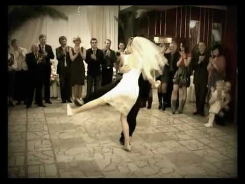 Our wedding first dance
