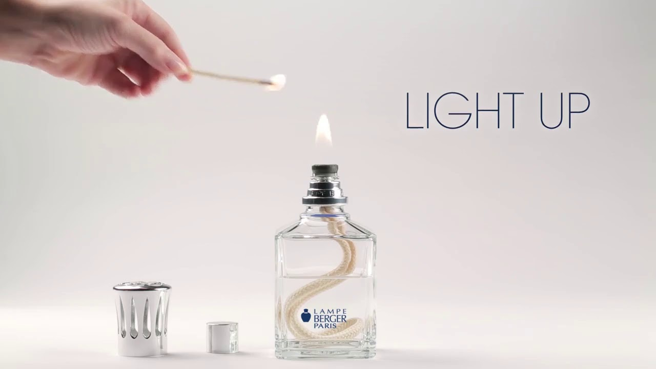 How To Use Fragrance Lamp Ft Maison Berger Youtube