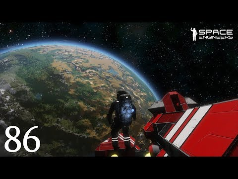 Space Engineers Multiplayer - E86 - Will it Fly?