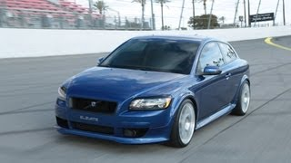 homepage tile video photo for ELEVATE Volvo C30 T5 Show Car