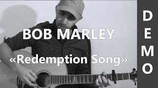 Redemption Song - Bob Marley & the Wailers - Cover Guitare