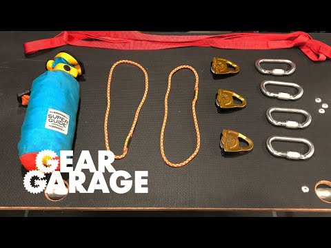 Gear Garage Ep. 78: Contents Of A Pin Or Safety Kit (4:3:2:1:1)