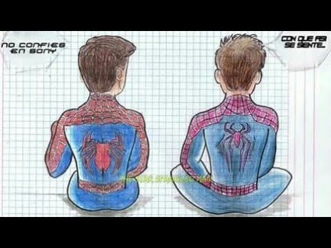 La cancion del espectacular spider-man