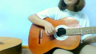 Tôi đi tìm tôi guitar - Mỹ Tiên