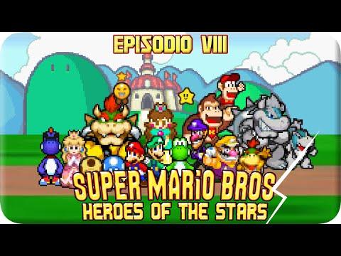 SMB Heroes of the Stars — Ep. 8 (español)