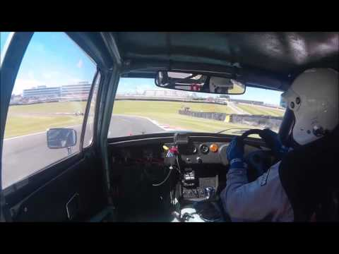 Ian Prior SPEED FEST 2017 RACE 1