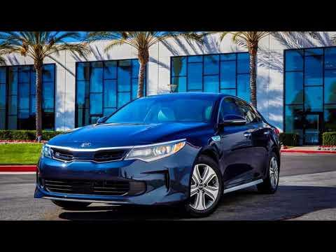 2018 Kia Optima Hybrid Features REVIEW