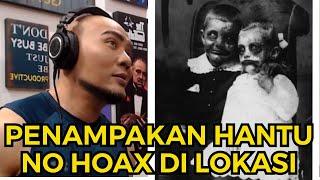 PENAMPAKAN SETAN ANAK KEMBAR DI LOKASI SHOOTING (paranormal experience - No Hoax)