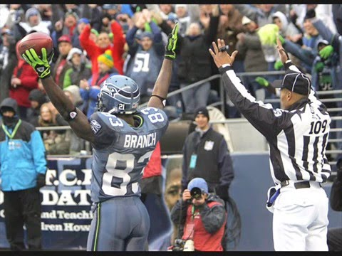 Deion Branch Seattle Seahawks Tribute