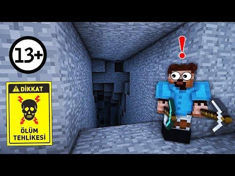 FAKİR MADENDE GİZLİ SANDIK BULUYOR !! 😱 - Minecraft