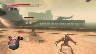 Zombie Alex mercer freeroam gameplay #2 [PROTOTYPE®2]